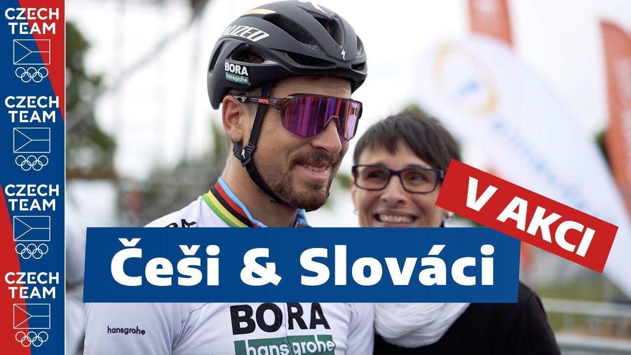 Top světová cyklistika v Česku! Vakoč, Kreuziger, Sagan nebo Štybar na mistráku v Plzni.