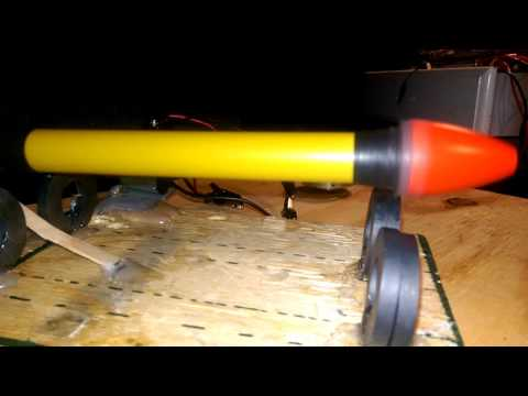 MAGNLEVITRON  levitating magnetic rotor MVP development team. (видео)