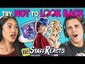 Try Not To Look Back Challenge (ft FBE Staff)
