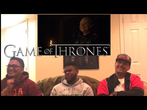 Game of Thrones REACTION Season 8 Episode 2 A Knight of The Seven Kingdoms - Part 2