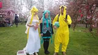 Game of Thrones/Vocoloid/Pokemon ** Sorry about the audio because of wind :/ ALL NINTENDO FANS UNITED! I can only speak...