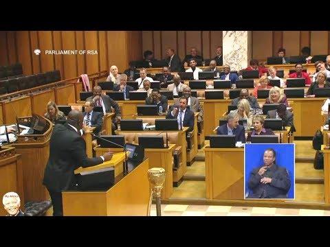 FUNNY - ANC Ask DA To Pray For Rain In Western Cape