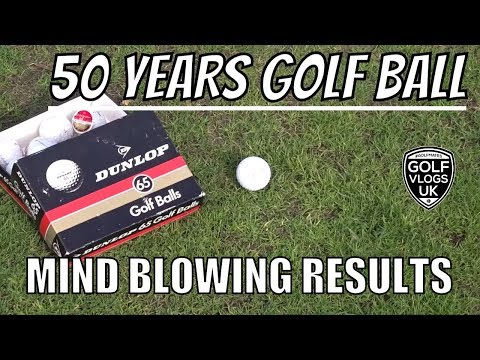 DUNLOP 65 GOLF BALLS REVIEW BY THE CLUB GOLFER