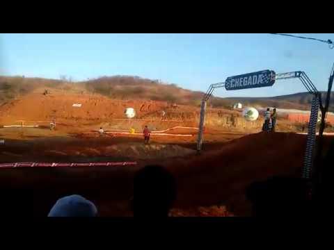 campeonato de motocross em carrapateira