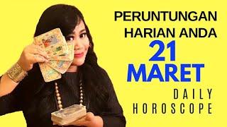Video PERUNTUNGAN ZODIAC ANDA HARI INI |21 MARET 2019 - DAILY HOROSCOPE | Endang Tarot (Indonesia) MP3, 3GP, MP4, WEBM, AVI, FLV Maret 2019