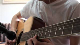 Patience Acoustic Guitar Solo - Guns N' Roses cover