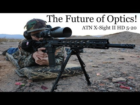 Night Vision Scope for Hunting Predators - Low Cost Coyote Hunt Gear
