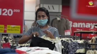 Protokol Kesehatan di Toko & Pusat Perbelanjaan
