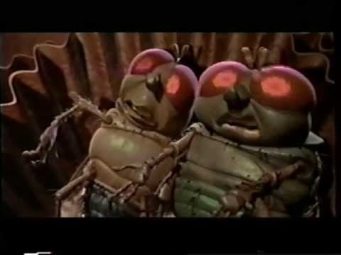 A Bug's Life (1998) Trailer (VHS Capture)