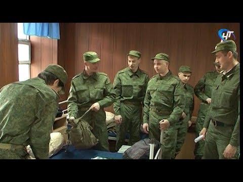 Несколько сотен новгородских ребят готовятся пополнить ряды армии России
