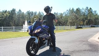 10. 2013 Yamaha R6 | Speeding | Music Video
