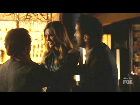 Lucifer 2x13  Charlotte (His Mom) Saves Lucifer from Hell Season 2 Episode 13