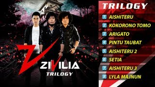 Zivilia Album Trilogy - Aishiteru Aishiteru 2 Aishiteru 3 - Nagaswara