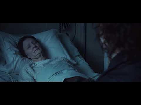 The Curious case of Benjamin Button - Last Scene