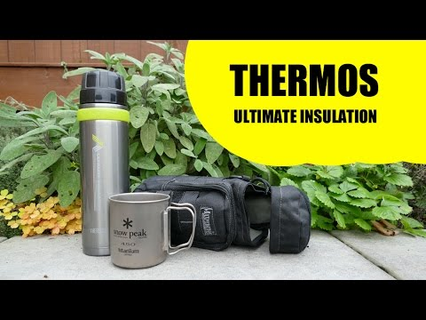 The best Thermos Thermal flask i've ever come across!