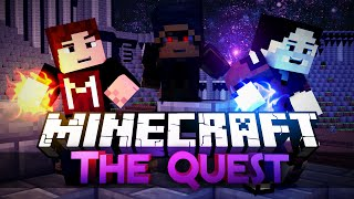 "The Quest! Episode 1 ""The Wizard's Tower"" (Minecraft Machinima)"