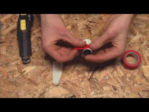 How To Make A Homemade BB Gun (Pea Shooter) - HD