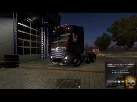 Mercedes Actros 2014 v1 1.18