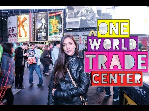VEDA #19  VLOG 4 NOVA YORK  ONE WORLD TRADE CENTER, MEMORIAL 9/11 , OCULUS, TELEFÉRICO