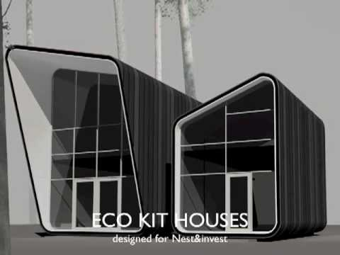 Architect Eco Kit Houses