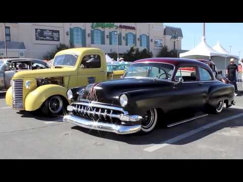 Viva Las Vegas Rockabilly Weekend Car Show 2013
