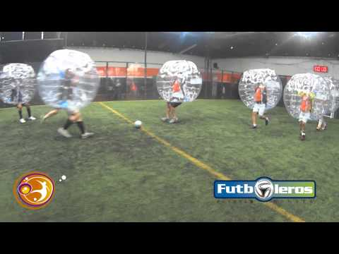 BUBBLE SOCCER LLEGA A COLOMBIA