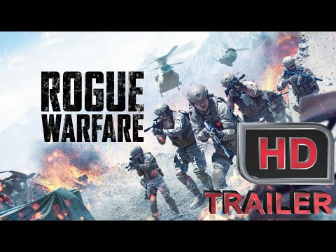 ROGUE WARFARE \Trailer 2020
