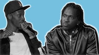 Pusha T Says You Should Stay Independent... maybe | Monday Motivation