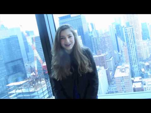 Birdy (musician) - The 15-year-old English musician is off to a great start with a song on the new