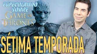 Quer saber de todas as novidades da sétima temporada de Game of Thrones? Temos fotos de bastidores e a comprovação de algumas teorias! Então se liga aí! Baix...