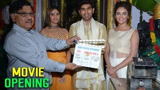Allu Sirish New Movie Opening