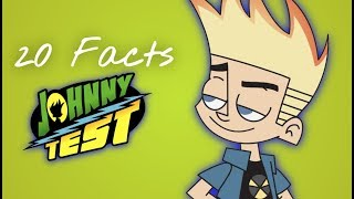 Today we list of 20 things you didn't know about the show Johnny TestCheck out our site at:http://thewebnet.wixsite.com/everyshow/es-review