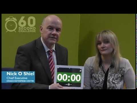 Rachel Colton, ROCO takes the 60 Second Challenge