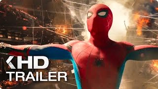 *NEW TRAILER* Spiderman: Homecoming