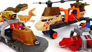 Video Capture The Dinosaur With Jurassic Copter - ToyMart TV MP3, 3GP, MP4, WEBM, AVI, FLV Juli 2018