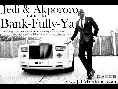 Jedi & Akpororo Dancing to Bank Fully Ya @ Jesus House Baltimore USA