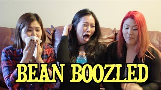 Watch in HD Bean Boozled Challenge Previous Vlog  https://youtu.be/MbcIGP-PmjsSo I bought this bean boozled jelly bean awhile back during a weekend trip to NYC with Ngan, Cindy, and Jack. Never got the time to film and edit the video until now. Hope you guys enjoy. New York Vlog: https://youtu.be/BtAcw7iLrOU?t=2m57s• • • • • • • • • C O N N E C T  W / M E • • • • • • • • • + INSTAGRAM: http://www.instagram.com/lyndeezle+ SNAPCHAT: Lyndeezle• • • • • • • • • • • •  • • • • • • • • • • • • FTC: This is NOT a sponsored video yo.
