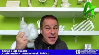 Carlos Glatt Conferencista Internacional- México