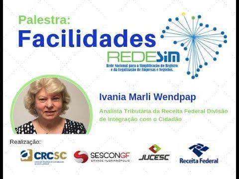 Palestra: Facilidades Redesim