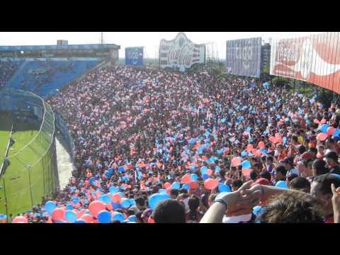 Video - Recibimiento de Cerro Porteño contra pancheros amargos. (CERRO EN HD 2014) - La Plaza y Comando - Cerro Porteño - Paraguay