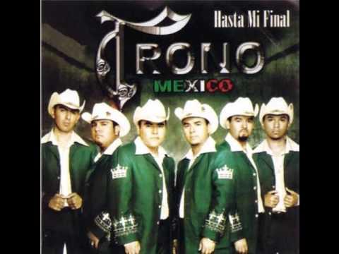 Te Ves Fatal - El Trono de Mexico (Video)
