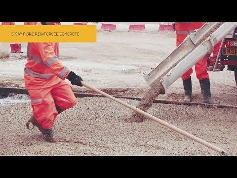 Fibre Reinforced Concrete
