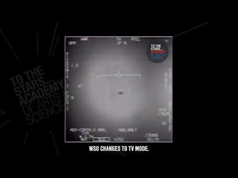 Washington Post UFO Video - To the Stars Academy