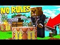 Download Lagu GLITCHED MECHANIZED LUCKY BLOCK SKY WARS *NO RULES*! - Modded Mini-Game Mp3 Free
