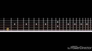 Belajar Melodi gitar canon rock paling gampang dan paling mudah