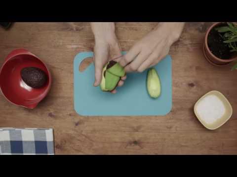 ¡Aprende a cortar aguacates como un auténtico chef!
