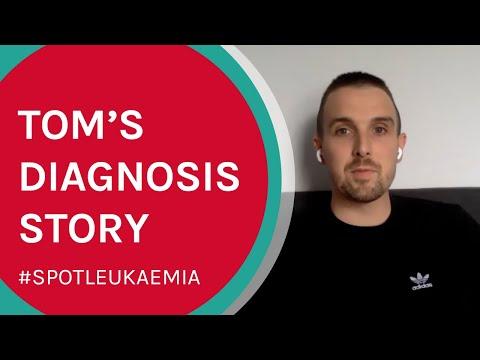 Tom De Young | Acute Myeloid Leukaemia (AML) | Spot Leukaemia