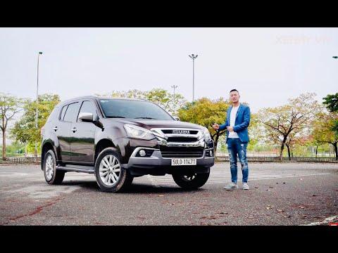 Đánh giá chiếc SUV Isuzu mu-X 2019 và giá bán tsị Việt Nam @ vcloz.com