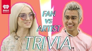 Video Poppy Challenges A Super Fan In A Trivia Battle | Fan Vs. Artist Trivia MP3, 3GP, MP4, WEBM, AVI, FLV Maret 2019