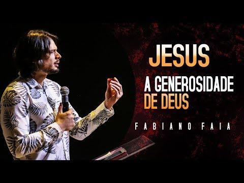 Jesus é a Generosidade de Deus